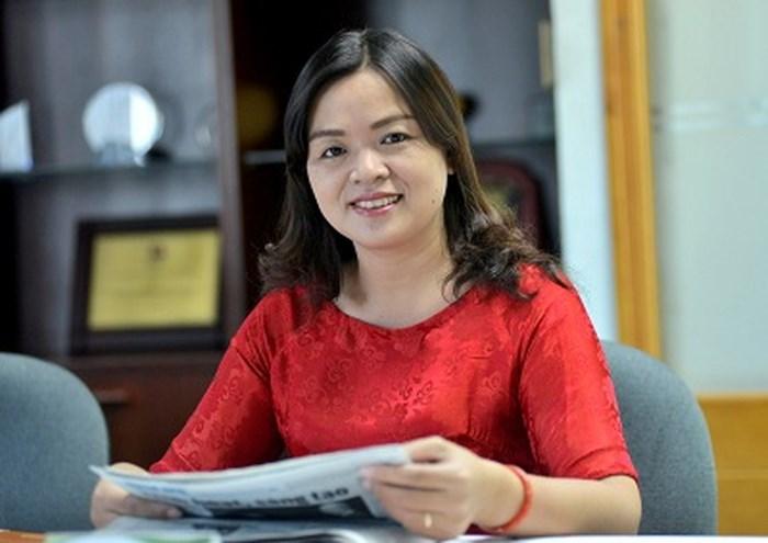 Tiến sĩ Xã hội học Phạm Thị Thúy, giảng viên Học viện Cán bộ Hành chính quốc gia (cơ sở TP HCM). Ảnh: VGP.