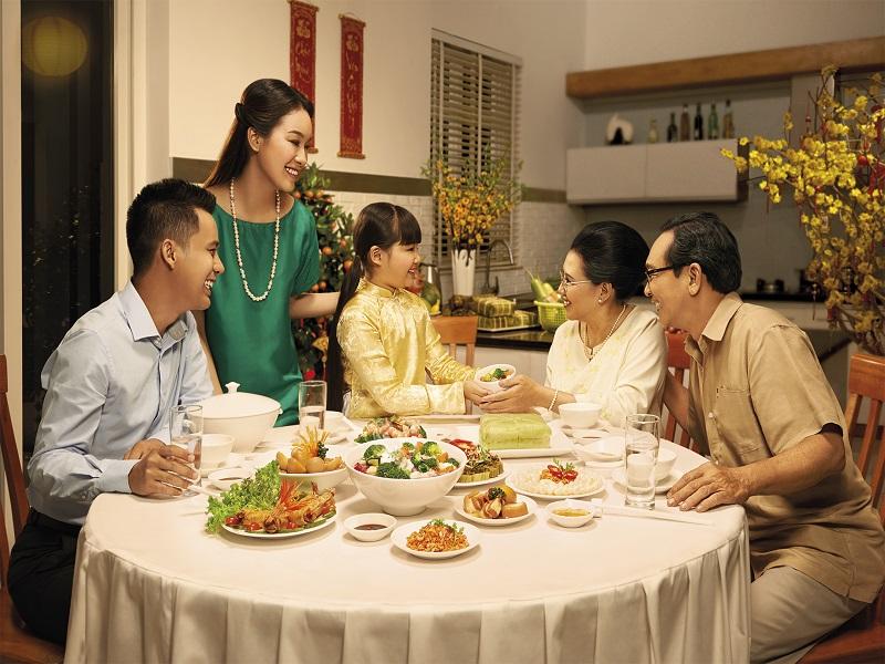 Bữa cơm gia đình có ý nghĩa như thế nào?. Ảnh minh họa: Internet