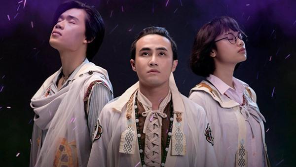 """Sau 8 tập """"Ai chết giơ tay"""", Huỳnh Lập đoạt Nút Vàng YouTube với 1.000.000 lượt theo dõi."""
