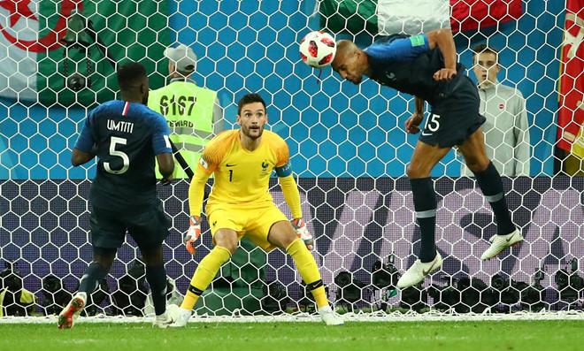 Kết quả Pháp Bỉ Lloris có một phần thi đấu xuất sắc tại World Cup 2018.