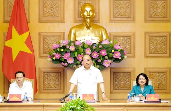 Thủ tướng Nguyễn Xuân Phúc,  hội đồng thi đua – khen thưởng trung ương