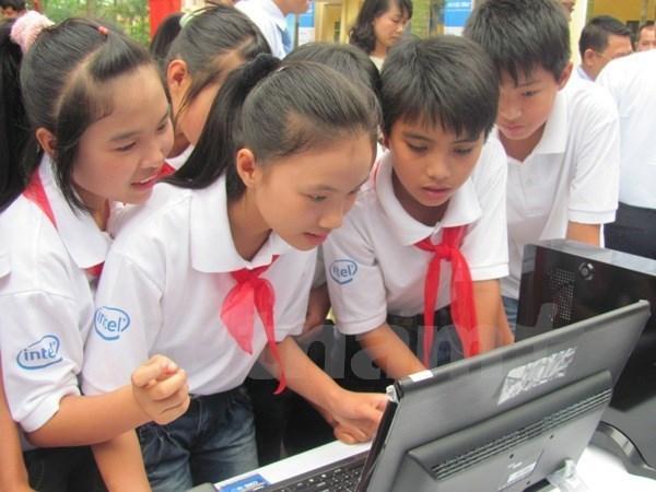 mạng internet, bảo vệ trẻ em