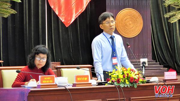 Kỳ họp thứ 9 Hội đồng nhân dân Thành phố Khóa 9, HĐND
