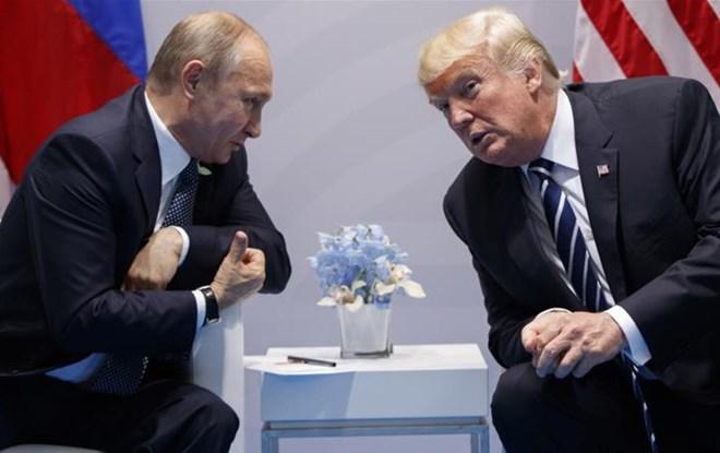 thượng đỉnh Nga-Mỹ, Nga-Mỹ