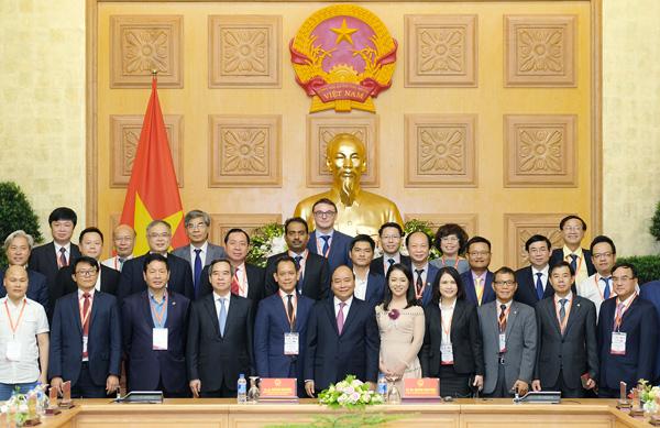 Thủ tướng Nguyễn Xuân Phúc, công nghiệp 4.0