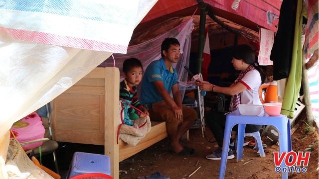 Sát cánh cùng gia đình Việt, lũ quét, Lai Châu