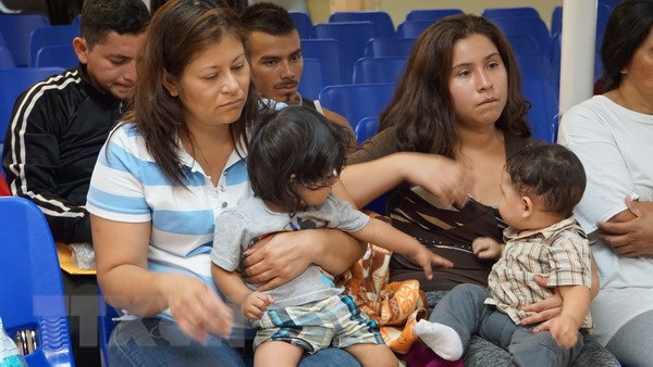 nhập cư, đoàn tụ gia đình