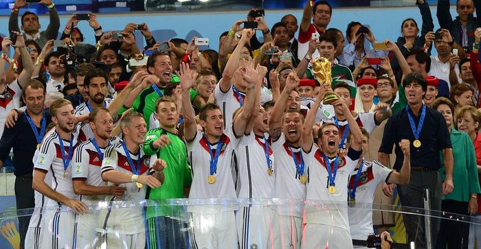 World Cup 2018, giải thưởng, nhà vô địch