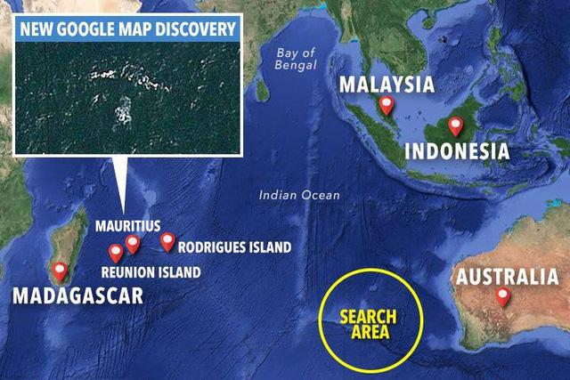 máy bay mất tích, MH370