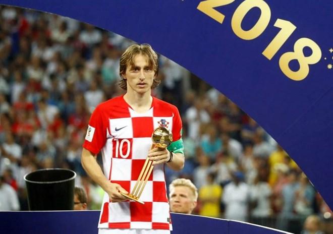 Fair play, Croatia, Luka Modric, Quả bóng vàng