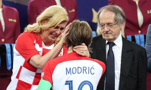 Tổng thống Croatia, World Cup