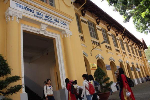 Đại học Sài Gòn: Ngành đào tạo giáo viên có điểm sàn 18 điểm