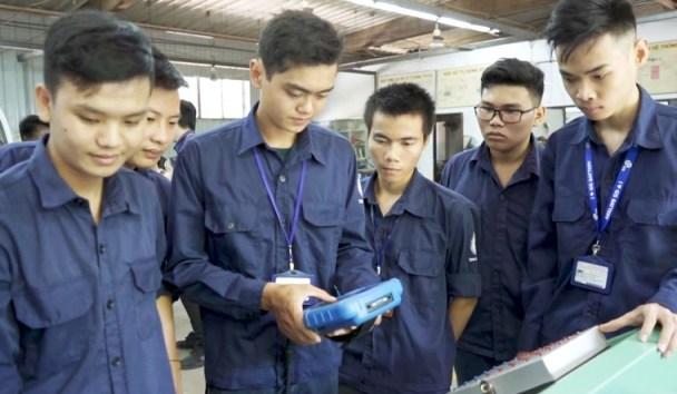 Đại học Sư phạm Kỹ thuật TPHCM, Học bổng Dạy nghề Toyota, Quỹ Toyota Việt Nam, tuyển sinh, tuyển sinh 2018