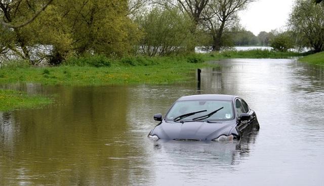 ngập nước, lũ lụt