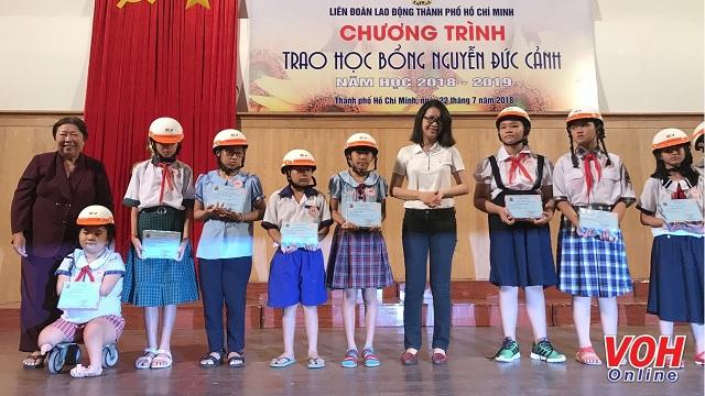 học bổng Nguyễn Đức Cảnh