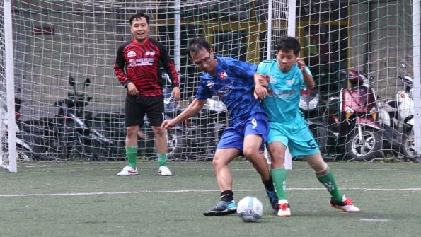 Khởi tranh Giải Futsal Hội nhà báo TPHCM 2018