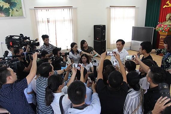 Khởi tố vụ gian lận thi cử tại Sơn La