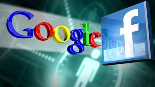 Facebook, Google , truy thu thuế, trốn thuế