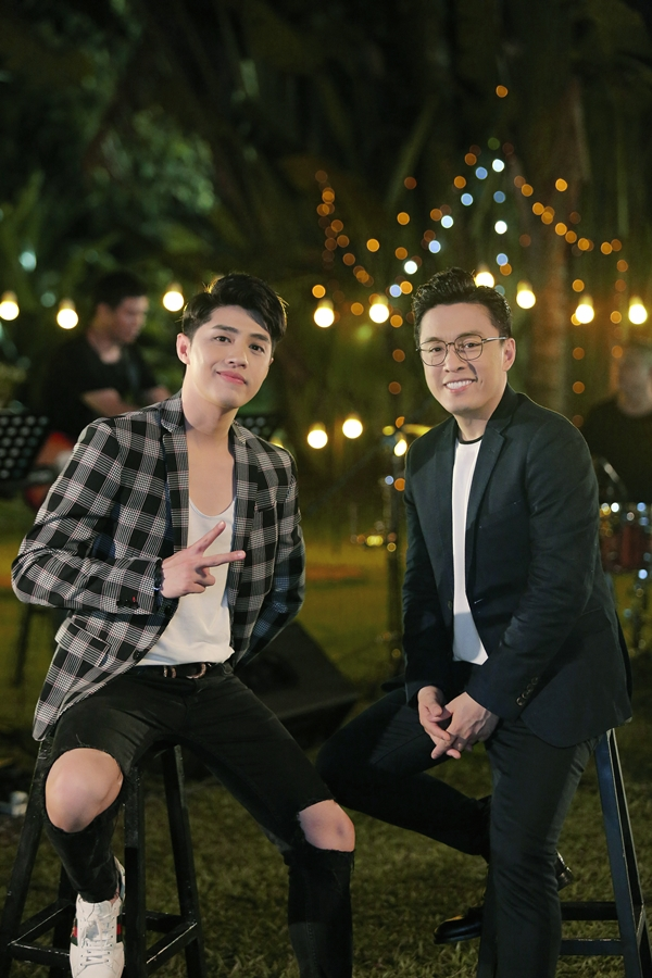 Nói về Noo Phước Thịnh thì ca sĩ Lam Trường cho biết Noo là gương mặt trẻ hiếm hoi mà anh đánh giá cao.
