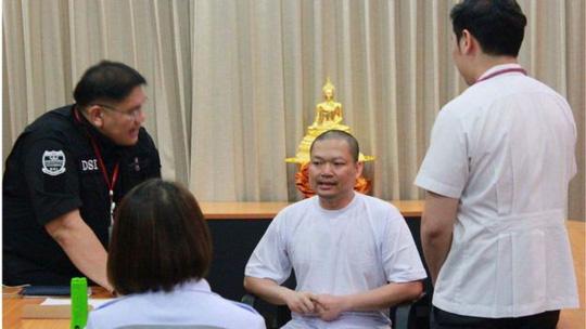 cựu nhà sư, sư Thái Lan, lừa đảo, rửa tiền