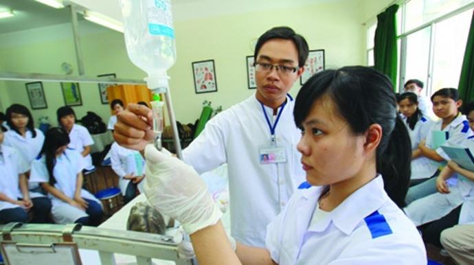 Đại học Y khoa Phạm Ngọc Thạch, tuyển sinh bổ sung, tuyển sinh 2018, xét tuyển học bạ