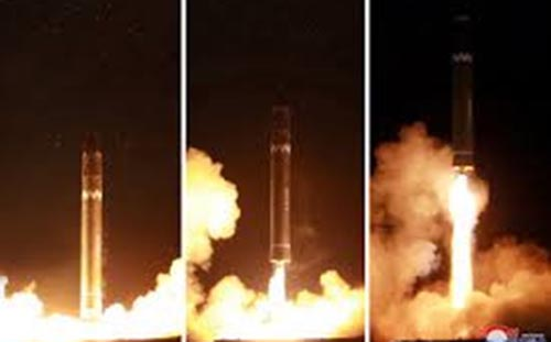 Tại sao Triều Tiên dừng thử tên lửa đạn đạo liên lục địa?