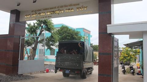 Tiền Giang: Tiếp tục vận động học viên bỏ trốn trở lại cơ sở cai nghiện