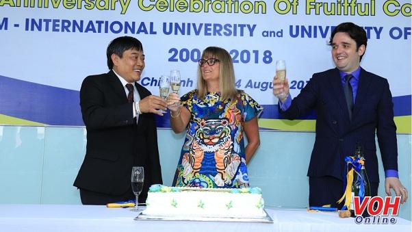 Đại học Quốc tế, Đại học New South Wales, liên kết đào tạo, du học