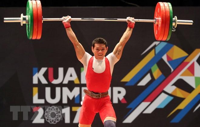 Lực sỹ số 1 Việt Nam Thạch Kim Tuấn bất ngờ bị kiểm tra doping