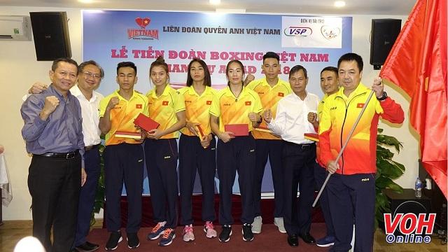 huy chương Vàng, Boxing, ASIAD 2018, thể thao Việt Nam, quyền anh