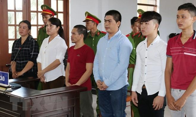 Ninh Thuận, gây rối