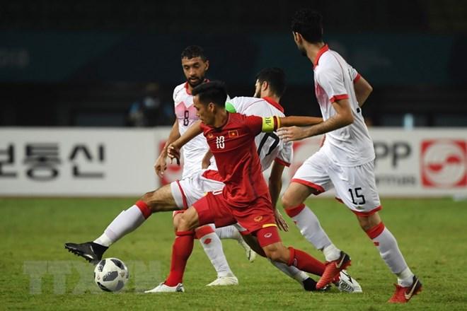 cổ đông viên Việt Nam, Indonesia, ASIAD 2018, Olympic Việt Nam, U23 Việt Nam,