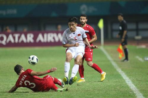 ASIAD 2018, U23 Việt Nam