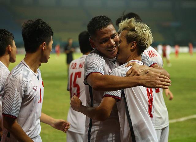 bán kết bóng đá nam, Asiad 18, U 23 Việt Nam