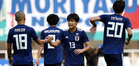 Olympic Nhật Bản sẽ gặp Hàn Quốc tại trận tranh Huy chương vàng.