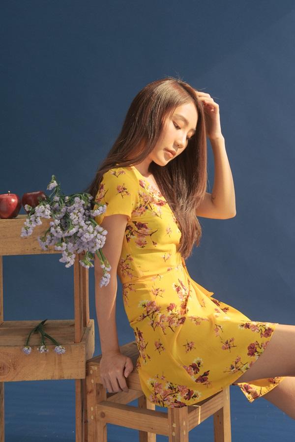 Gương mặt mới Trang Thiên.