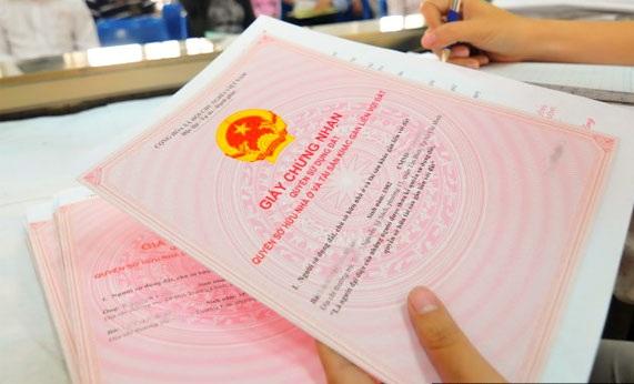 giấy chứng nhận quyền sử dụng đất, Sở Tài nguyên và Môi trường TPHCM