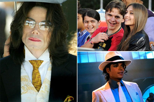thu nhập cao nhất, ngôi sao quá cố, Michael Jackson,