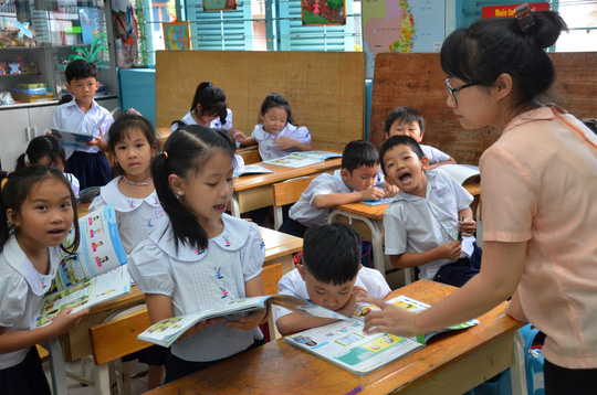 sách Tiếng Việt 1, Công nghệ giáo dục