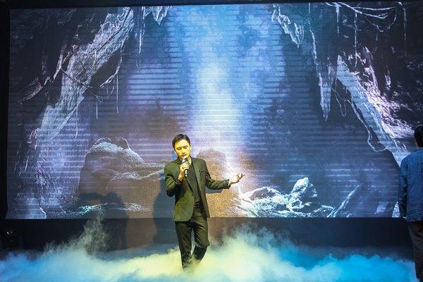 Ca sĩ – nhạc sĩ Phan Mạnh Quỳnh thể hiện 2 ca khúc nhạc phim Ngày Chưa Giông Bão và Hồi Ức.