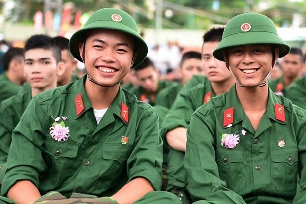 trường quân đội, tuyển sinh bổ sung, tuyển sinh 2018