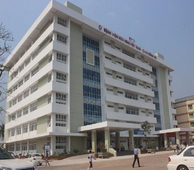 bệnh nhân, Bệnh viện Hữu nghị Việt Nam - Cu Ba