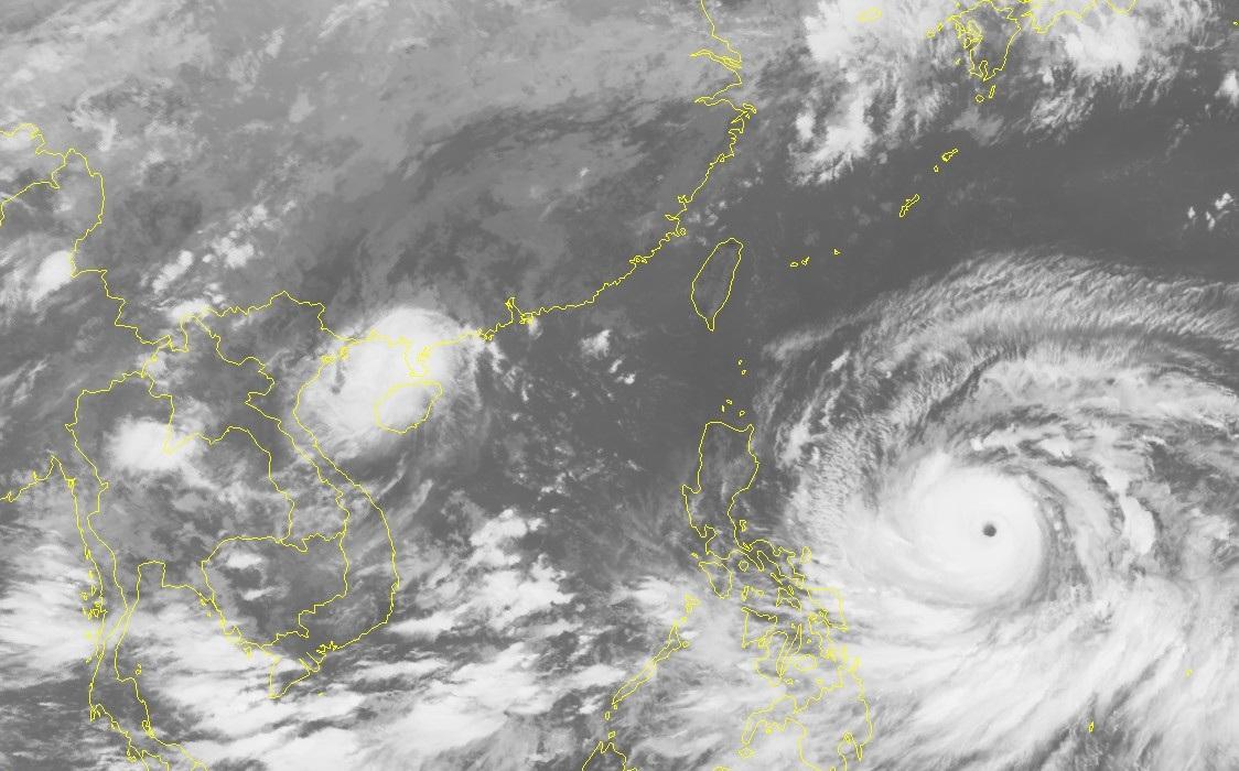 Bão số 5, bão 2018, bão Mangkhut