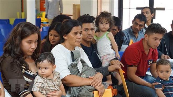 Tổng thống Mỹ, Donald Trump, Làn sóng nhập cư bất hợp pháp, Xin tỵ nạn