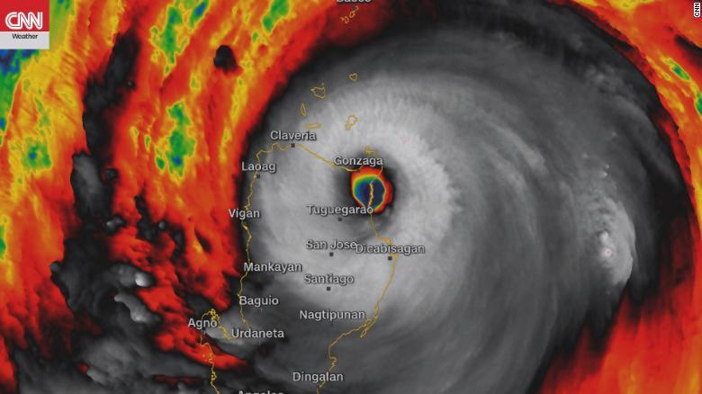 Siêu bão Mangkhut, siêu bão Florence, siêu bão, bão 2018