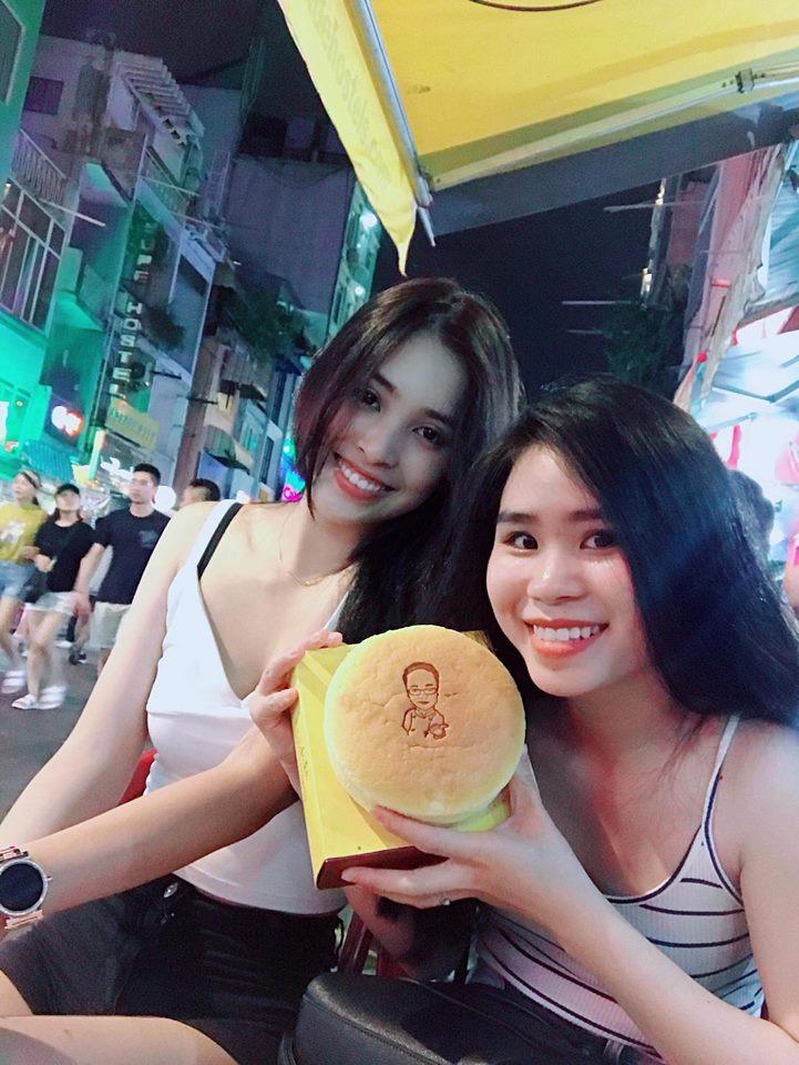 tân hoa hậu, hoa hậu Việt Nam 2018, Trần Tiểu Vy