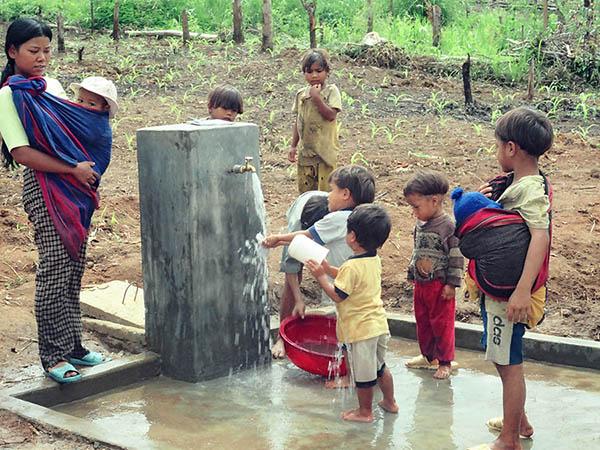 Công trình nước sạch nông thôn