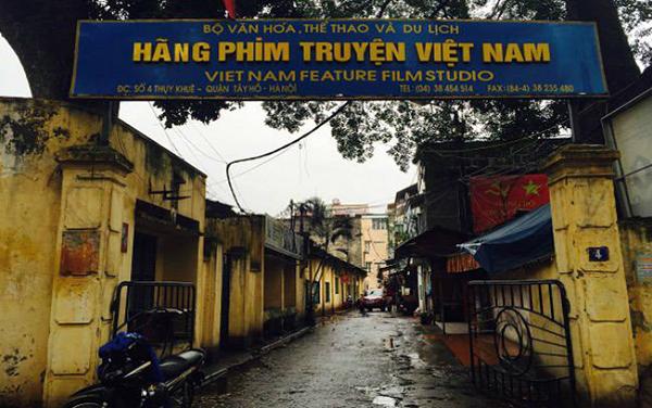 Trụ sở Hãng phim truyện Việt Nam.
