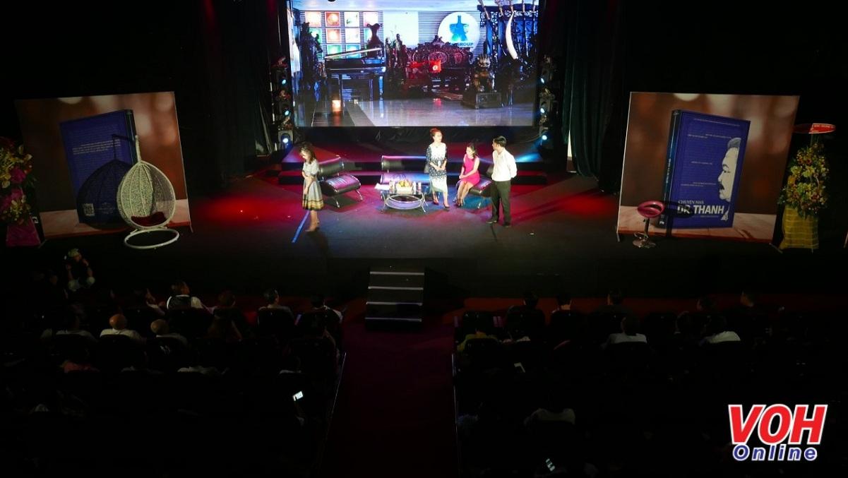 Dr Thanh, chuyện nhà Dr Thanh, sân khấu Music One, Đài Tiếng nói Nhân dân TPHCM, VOH).
