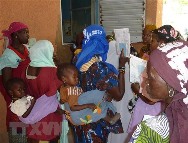 Tổ chức Y tế Thế giớ, WHO, bệnh sốt rét